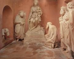 Arnolfo di Cambio, Presepe, 1283