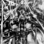 Joseph Stella, Il Ponte di Brooklyn, 1917-18 (da Wikipedia)
