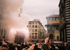 Firenze, Carro del Fuoco