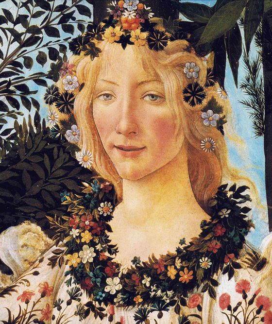Primavera di Botticelli