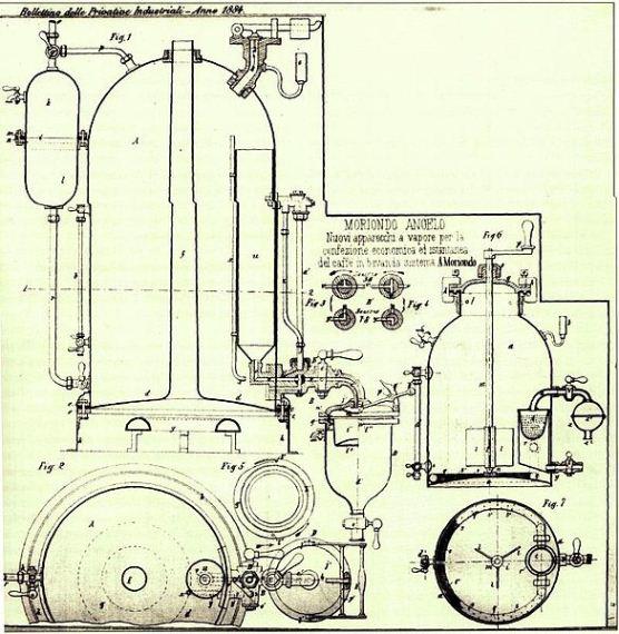 Progetto Macchina da Caffè Espresso di Angelo Moriondo